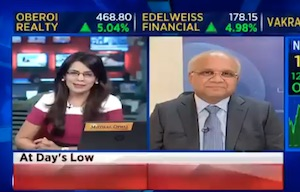 Basant Maheshwari, says expect leading #NBFC players to gain market share post liquidity crisis;