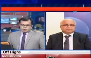 Basant Maheshwari, says the market will likely be buoyant for the next 2-3 weeks on FII buying