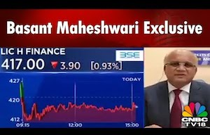 Basant Maheshwari: 20% of Top Well Managed NBFCs Will Do Well Even After This Liquidity Episode